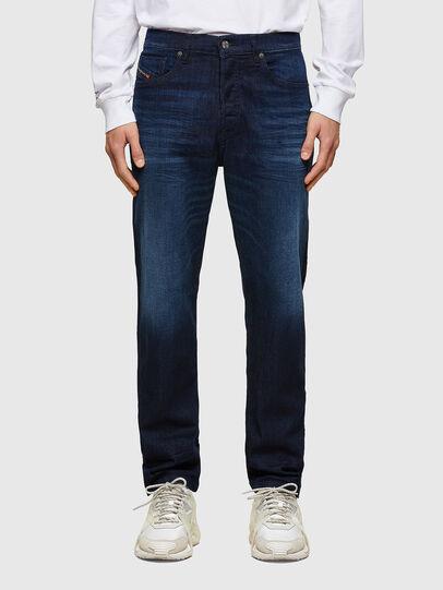 Diesel - D-Fining 069TN, Dunkelblau - Jeans - Image 1