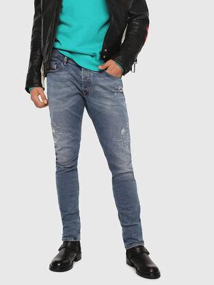 Tepphar 080AC, Mittelblau - Jeans
