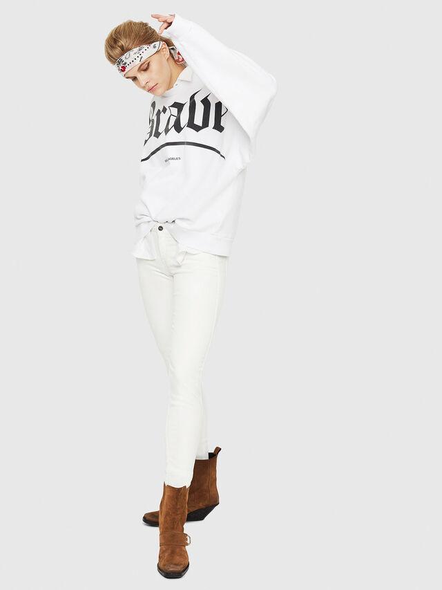 Diesel - Gracey JoggJeans 088AZ, Weiß - Jeans - Image 5