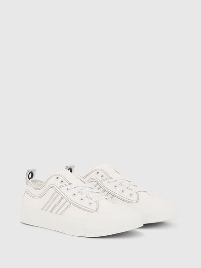 Diesel - S-ASTICO LOW LACE W, Weiß - Sneakers - Image 2