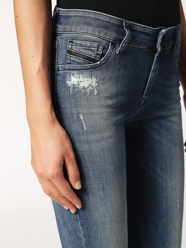 SLANDY 084MU, Blue jeans