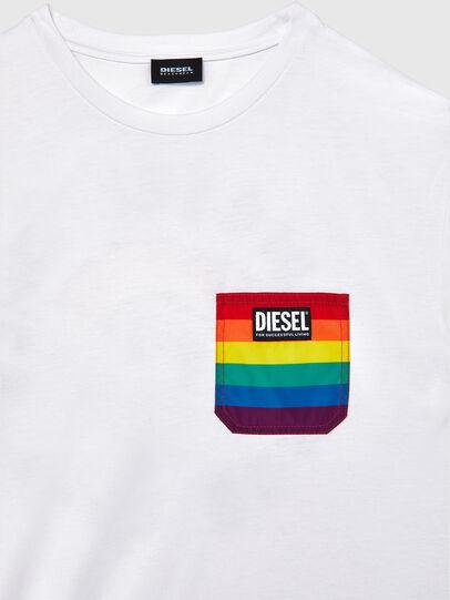 Diesel - BMOWT-DIEGO-P,  - T-Shirts - Image 3