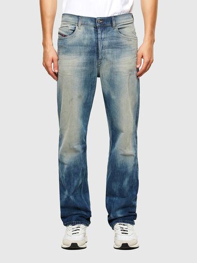 Diesel - D-Macs 009IR, Mittelblau - Jeans - Image 1