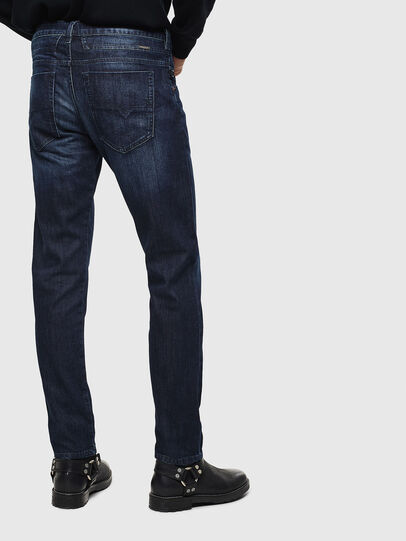 Diesel - D-Bazer 0095W, Dunkelblau - Jeans - Image 2