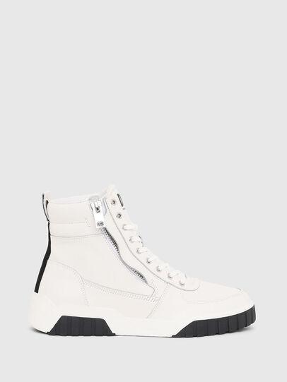 Diesel - S-RUA MID, Weiß - Sneakers - Image 1