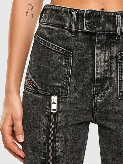 Diesel - D-Earlie 009DN, Schwarz/Dunkelgrau - Jeans - Image 3