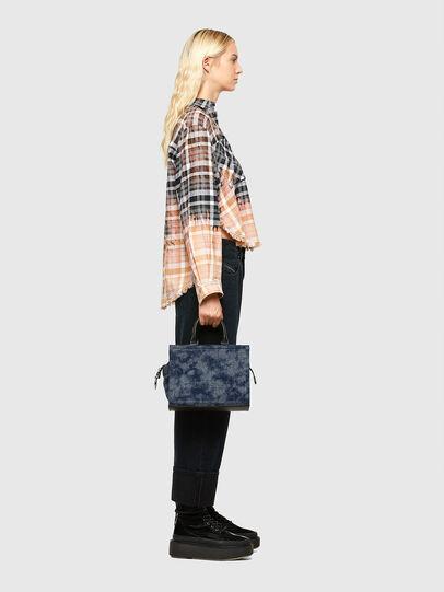 Diesel - PIRITE, Blau - Satchel Bags und Handtaschen - Image 6