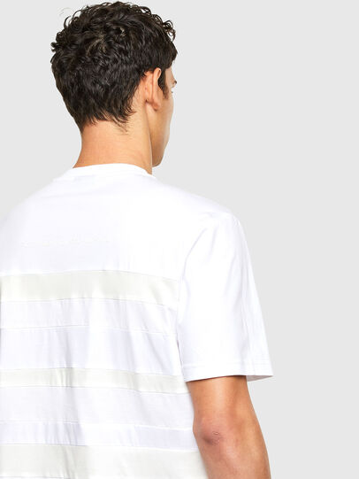 Diesel - T-LOUD, Weiß - T-Shirts - Image 3