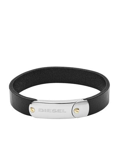 Diesel - DX1113, Schwarz - Armbänder - Image 1