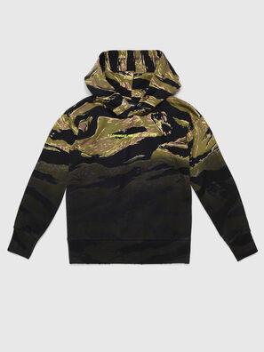 SALBYTIGERCAM OVER, Armeegrün - Sweatshirts