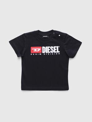 TJUSTDIVISIONB, Schwarz - T-Shirts und Tops
