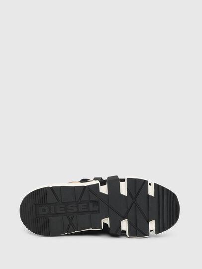 Diesel - H-PADOLA SL W, Schwarz/Gelb - Sneakers - Image 4