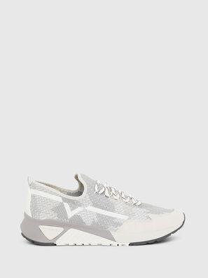 S-KBY, Grau/Weiß - Sneakers