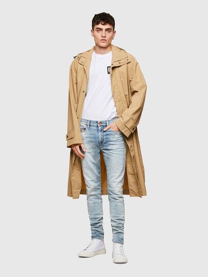 Diesel - D-Reeft JoggJeans® 069UC, Hellblau - Jeans - Image 5