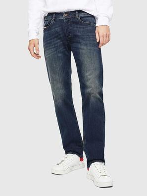 Waykee 0814W, Dunkelblau - Jeans