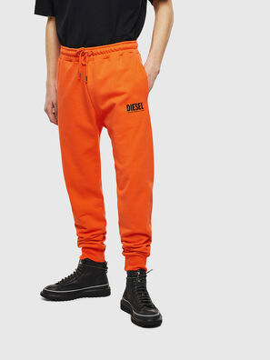 P-TARY-LOGO, Orange - Hosen