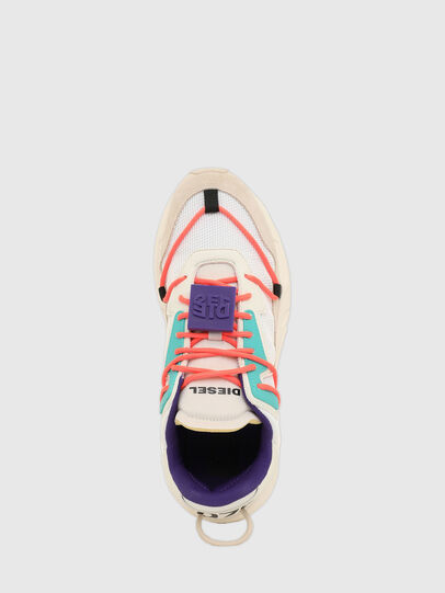 Diesel - S-SERENDIPITY LC EVO, Weiss/Rosa - Sneakers - Image 6