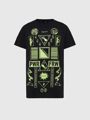 T-DARIA-E31, Schwarz - T-Shirts