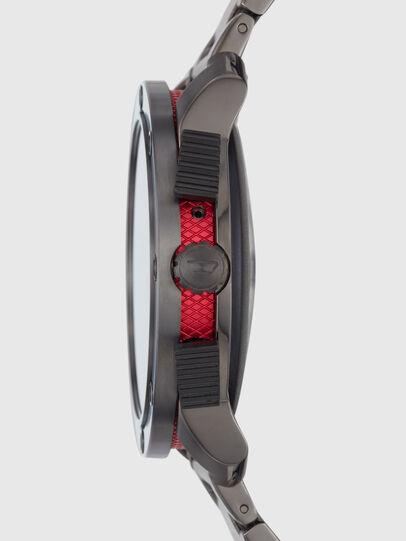 Diesel - DT2017, Dunkelgrau - Smartwatches - Image 3