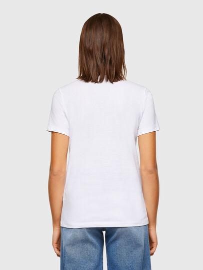 Diesel - T-SILY-K6, Weiß - T-Shirts - Image 2