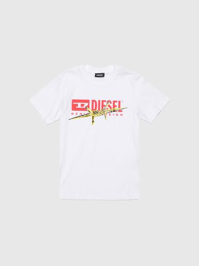 Diesel - TDIEGOBX2, Weiß - T-Shirts und Tops - Image 1