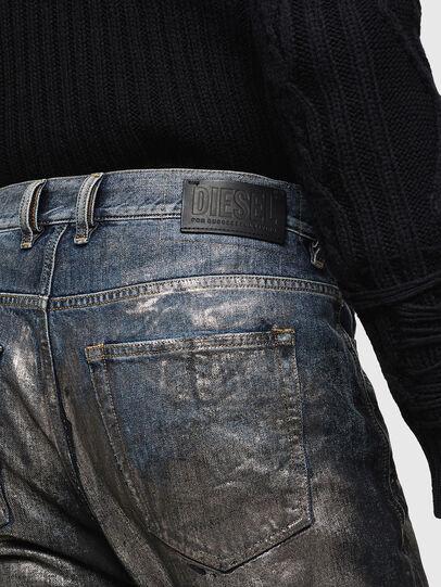 Diesel - D-Vider 0091J, Mittelblau - Jeans - Image 5
