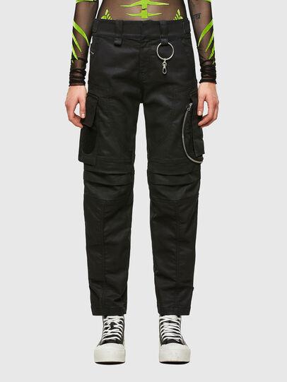 Diesel - D-Kiki JoggJeans® 069TU, Dunkelblau - Jeans - Image 1