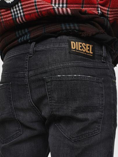 Diesel - Buster 082AS, Schwarz/Dunkelgrau - Jeans - Image 4