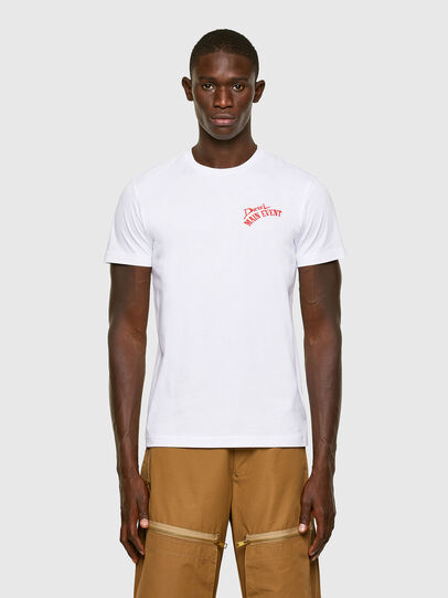 Diesel - T-DIEGOS-K15, Weiß - T-Shirts - Image 1