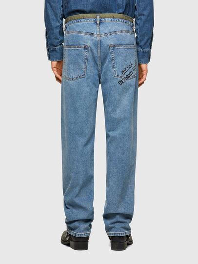 Diesel - DxD-P2 0CBBI, Hellblau - Jeans - Image 3