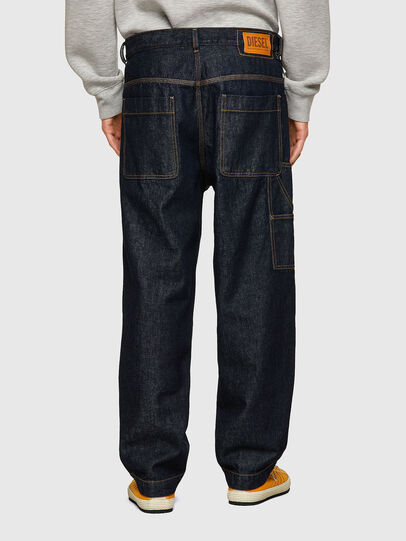 Diesel - D-Franky 009HP, Dunkelblau - Jeans - Image 2