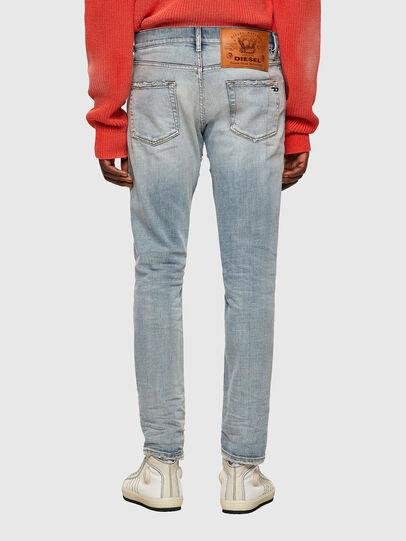 Diesel - D-Strukt 09A04, Hellblau - Jeans - Image 2