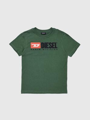 TJUSTDIVISION, Flaschengrün - T-Shirts und Tops