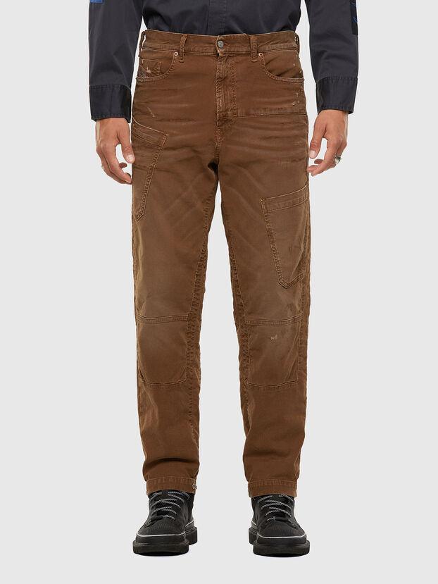 D-Azzer JoggJeans 069NF, Hellbraun - Jeans