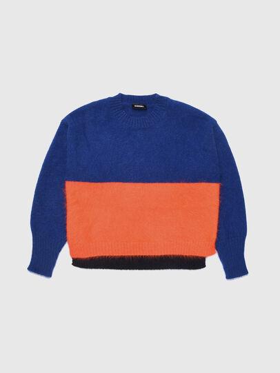 Diesel - KAIRY, Blau/Orange - Strickwaren - Image 1