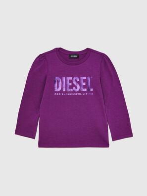TRASSYB-R, Violett - T-Shirts und Tops