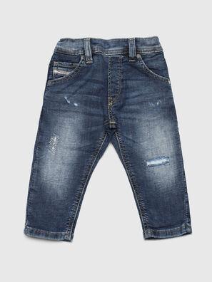 KROOLEY JOGGJEANS-B-N, Mittelblau - Jeans