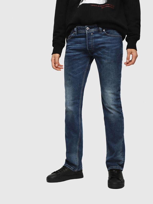 Diesel - Safado C84HV, Mittelblau - Jeans - Image 1