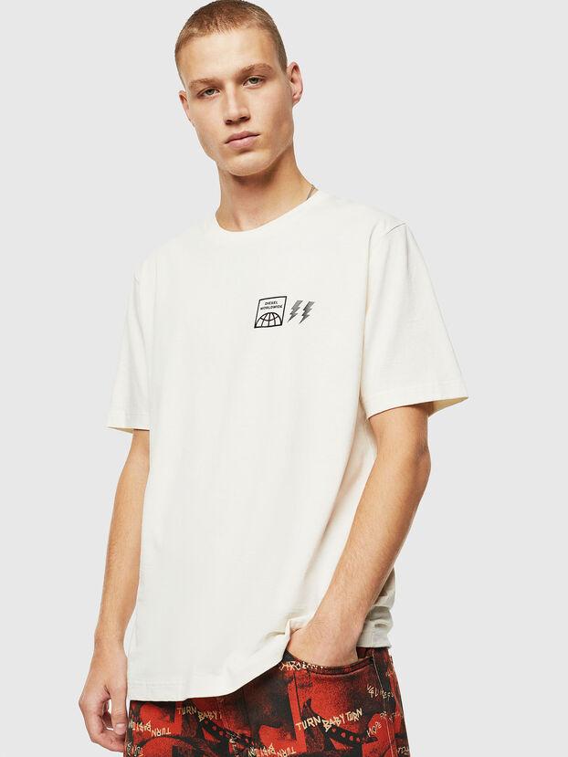 T-JUST-VINT, Weiß - T-Shirts