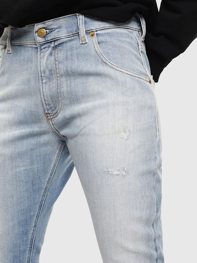 Diesel - Krailey JoggJeans 0099R, Hellblau - Jeans - Image 5