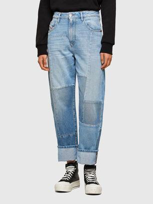 D-Reggy 009ND, Hellblau - Jeans