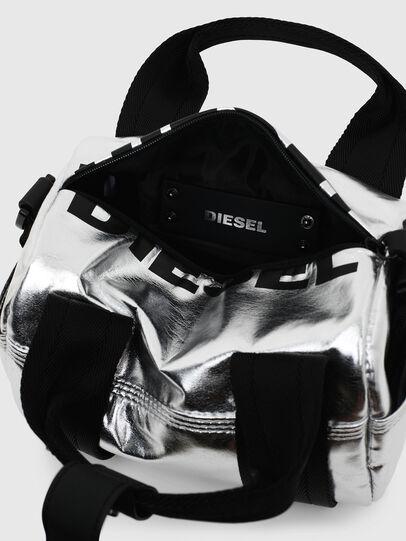 Diesel - F-BOLD MINI, Silber - Satchel Bags und Handtaschen - Image 6