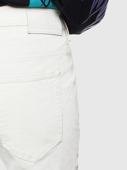 Diesel - Fayza 009AY, Weiß - Jeans - Image 5