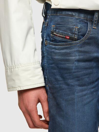 Diesel - D-Strukt JoggJeans® 069WP, Dunkelblau - Jeans - Image 3