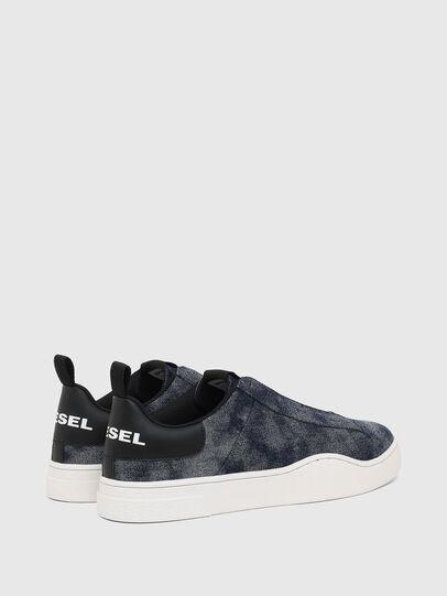 Diesel - S-CLEVER SO, Blau - Sneakers - Image 3