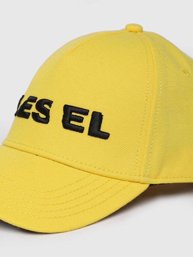 Diesel - CIDIES, Gelb - Hüte und Handschuhe - Image 2