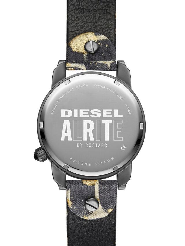 Diesel - DZ7388, Jeansschwarz - Uhren - Image 2