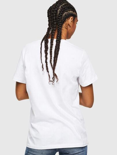 Diesel - T-DARIA-YC, Weiß - T-Shirts - Image 2