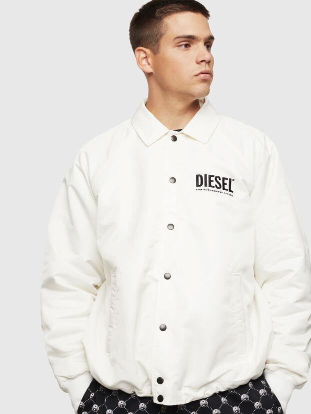 J-AKIO-A, Weiß - Jacken