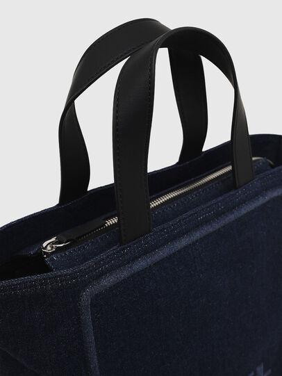 Diesel - PUMPKIE, Dunkelblau - Satchel Bags und Handtaschen - Image 5